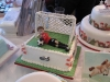 Karen Davies Football Cake Sugarcraft