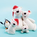 Carlos Lischetti Polar Bears Sugarcraft