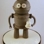 Robot Cake Yuma Couture Jamie Hoffman