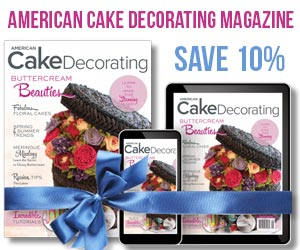 American Cake Decorating Magazine Subscription