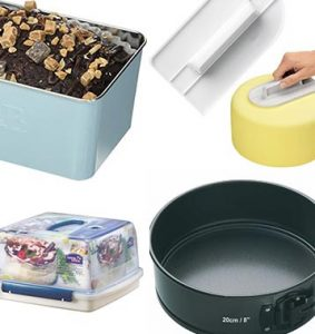 Image of cake decorating supplies​