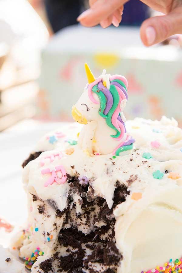Unicorn Birthday Cake Ideas with Images